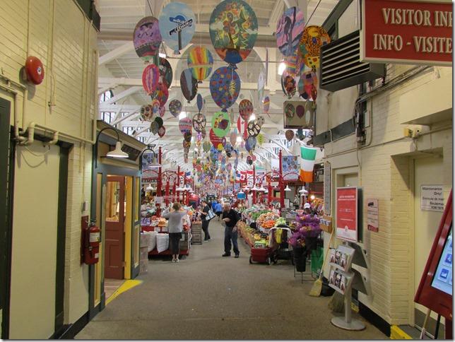St John Ciry Market