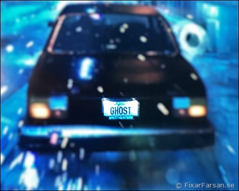 Volvo-242-NFS-Ghost