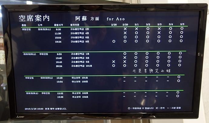 7 【日本九州】JR特急 由布院之森(ゆふいんの森)-優雅復古風觀光列車,九州旅遊必搭~(內含JR九州鐵路周遊券/JR九州Pass分享)