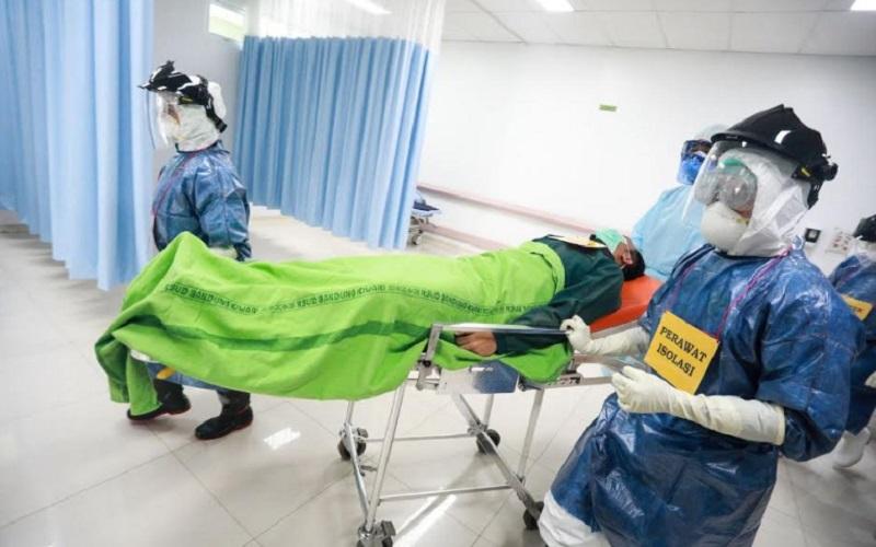 Pemerintah Akui Petugas Medis Meninggal Terinfeksi Corona