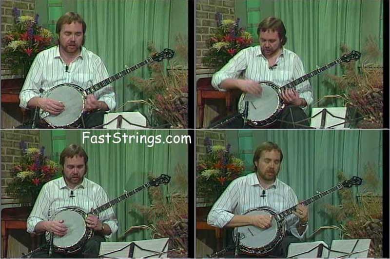 Tony Trischka - Bluegrass Banjo Tunes and Techniques