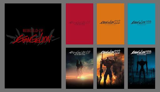 Evangelion Hindi Dub Movies Collection