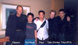 42b688fc9da Pick Up Artists Slippery Manifestis Papa Tyler Durden Tokio Pua