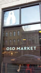 Oso Market + Bar, Stop 1 on the #LGPFoodCrawl