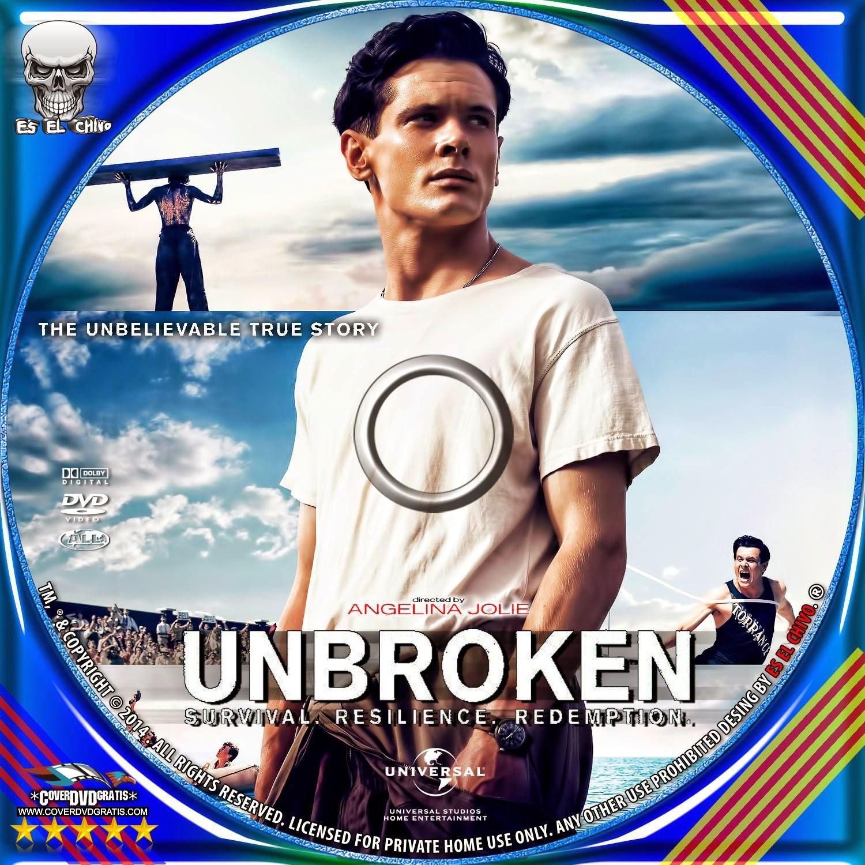 Unbroken DVD Release Date March 24, 2015