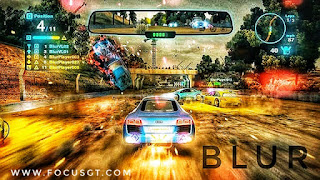 Blur is an arcade racing video game released in May 2010 for Microsoft Windows, PlayStation 3, and Xbox 360. It was developed by Bizarre Creations and published by Activision in North America and Europe.