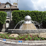 Avenue Darblay : fontaine monumentale