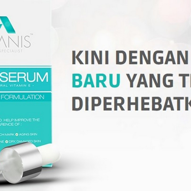 Packaging & Harga Baru Azanis Scar Serum