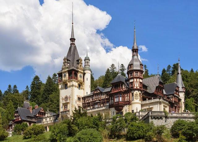 Castelul Peleş - Domeniul Regal Sinaia