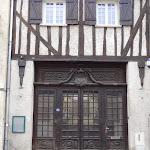 Rue de la Moutière : façade
