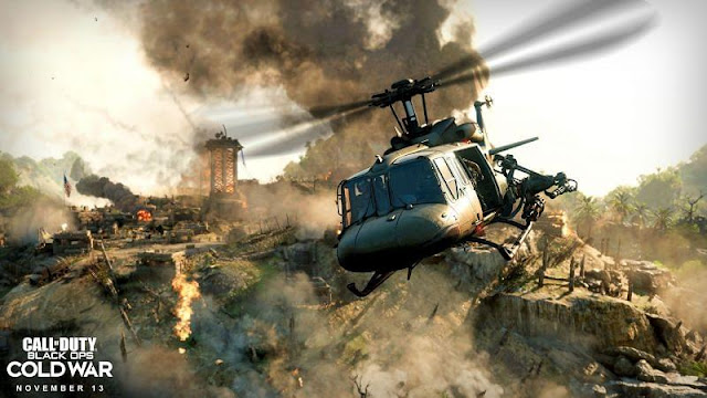 COD:Black Ops Cold War için en iyi tuş ayarları
