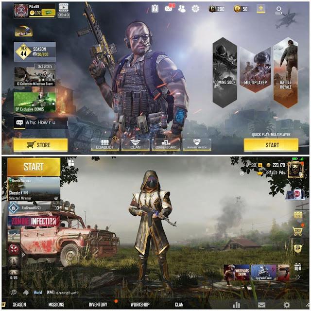 PUBG Mobile vs COD Mobile: Düşük kaliteli telefonlar için hangi oyunun sistem gereksinimleri daha iyidir?