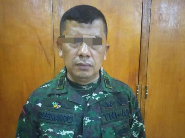 Diamankan Petugas, Pria di Medan Ngaku 12 Tahun Jadi TNI Gadungan