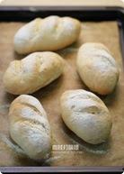 簡易迷你軟法麵包