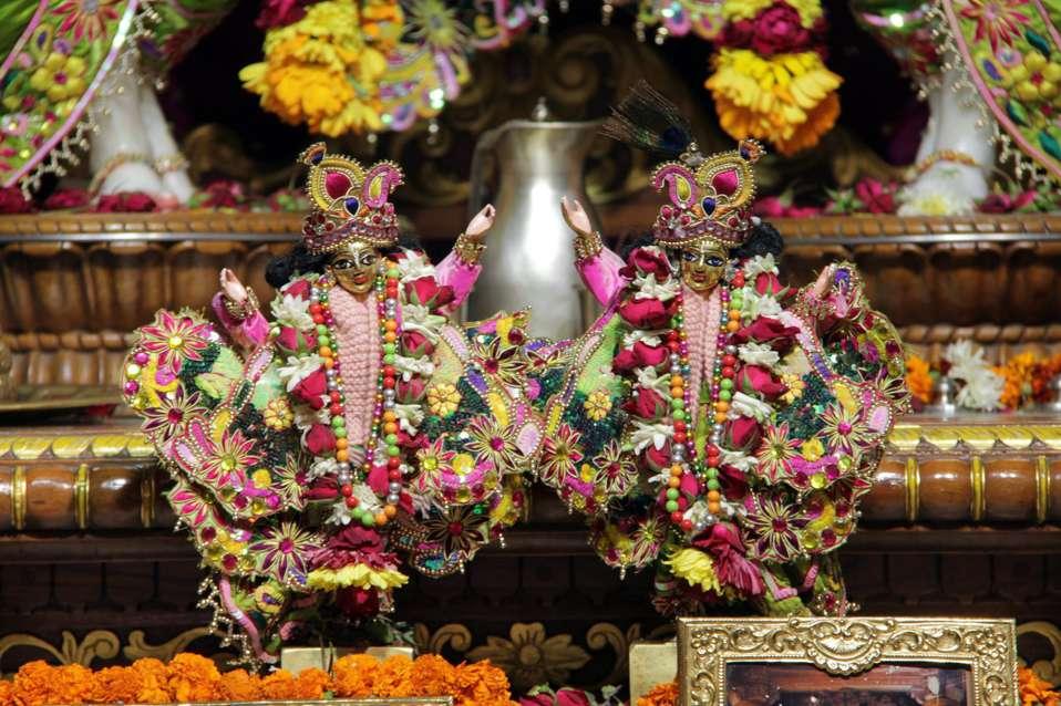 ISKCON Delhi Deity Darshan 18 Dec 2015 (3)