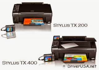 download Epson Stylus Color 200 Inkjet printer's driver
