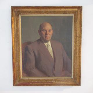 Henry Cooper Signed Portrait 1