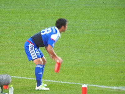 横浜F・マリノス喜田拓也