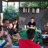 Pokerrunde im Gartenhüsli