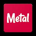 Metal Rock Music FM Radio icon