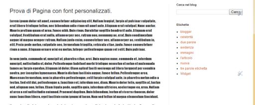 font-personalizzati-blogger