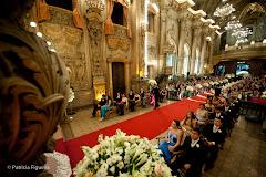 Foto 0915. Marcadores: 29/10/2011, Casamento Ana e Joao, Igreja, Igreja Sao Francisco de Paula, Rio de Janeiro