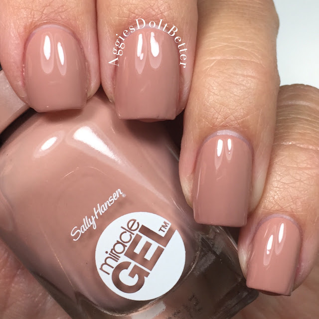 Sally Hansen Miracle Gel Nail Polish In Totem Ly Yours Best Nail