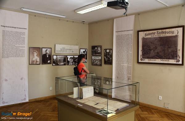 Muzeum Ziemi Kościerskiej - dzieje browaru w Kościerzynie