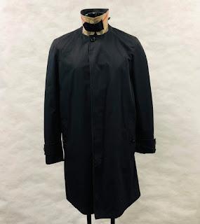 *SALE* Burberry Brit Black Raincoat