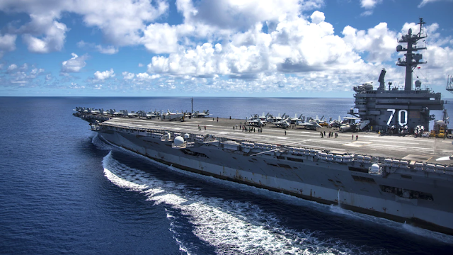 U.S. Sends Air Craft Carrier To Persian Gulf As Iran Vows Retaliation For Killing Of Scientist