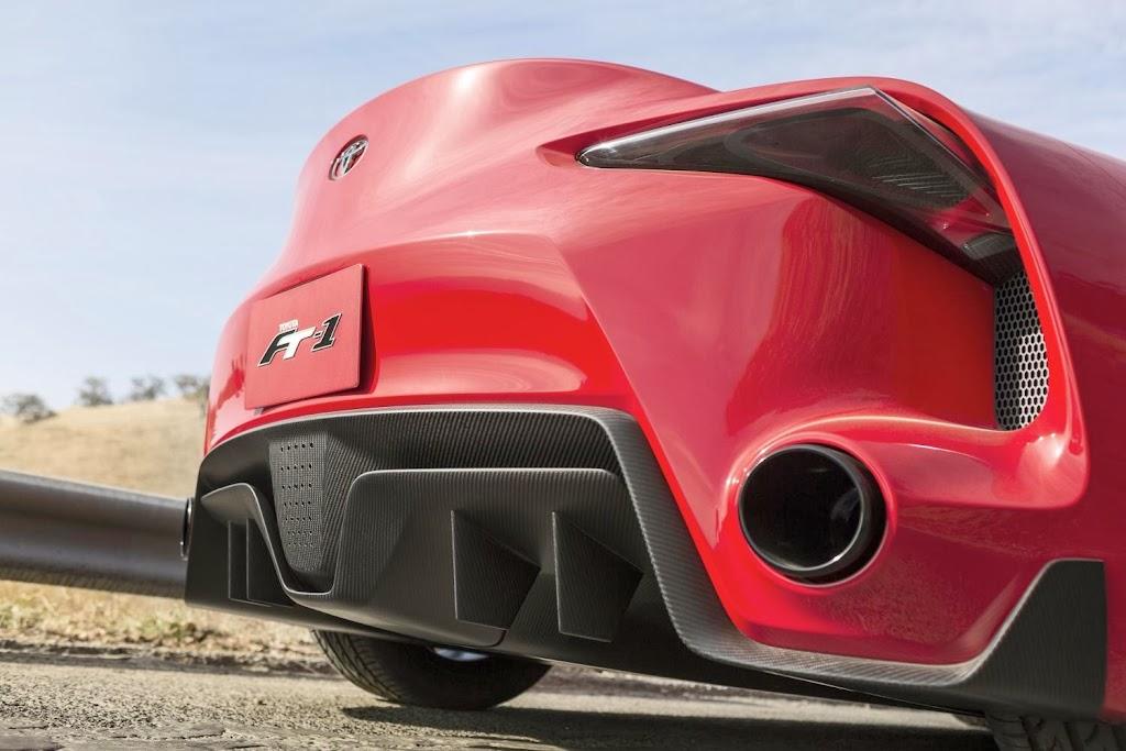 Toyota FT-1 Concept 8