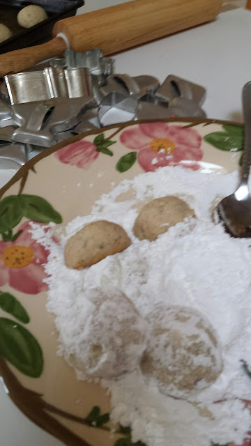Snowball Cookies, Living From Glory To Glory Blog...