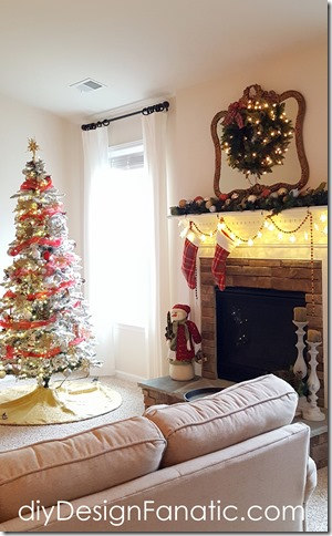 Christmas, Christmas Tree, Christmas decorating, Christmas Mantel