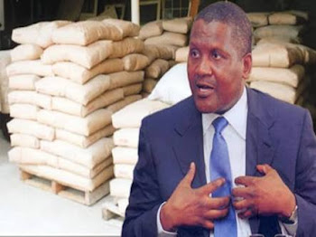 You Can Now Buy Dangote Cement Online Via Jumia. See Price