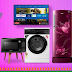 Up to 60% off  on TVs & appliances