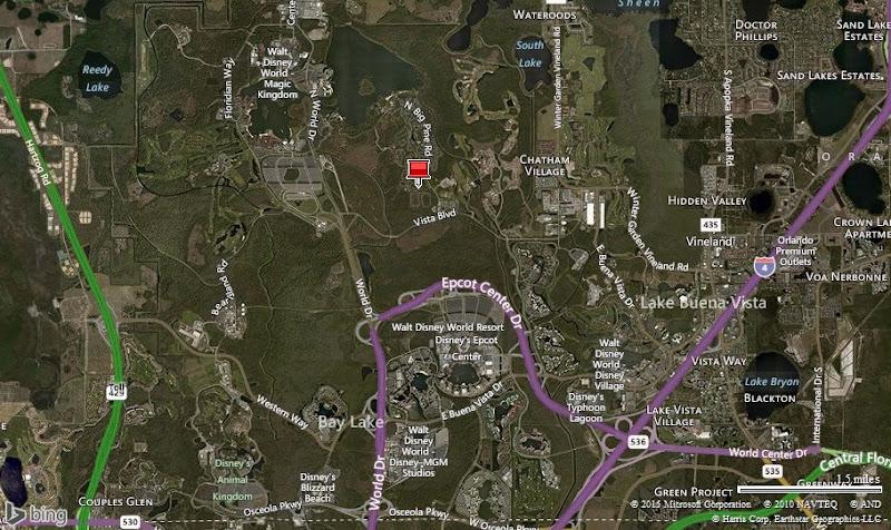 Disney World Florida Map.Mud On The Tires Full Time Rv Adventure Fl Disney World 30 Nov