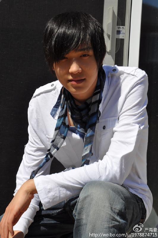 Jerry Yan Yuhao Canada Actor