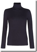 Hobbs jersey roll neck