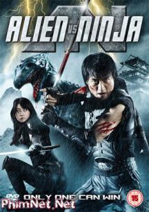 Phim Quái Vật Đại Chiến Ninja - Alien Vs. Ninja