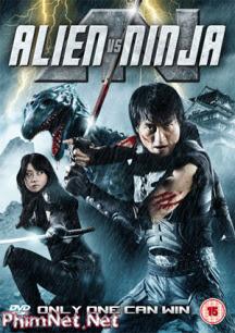 Quái Vật Đại Chiến Ninja - Alien Vs. Ninja - 2010