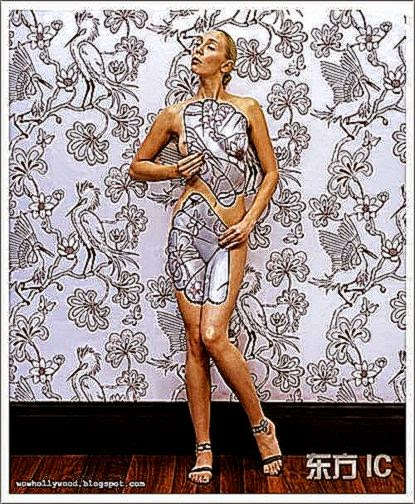 Body Painting   a true art   Crazyleaf Design Blog