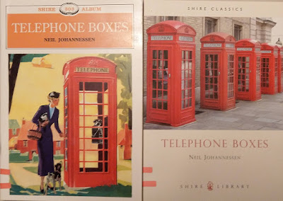 Front covers telephone boxes