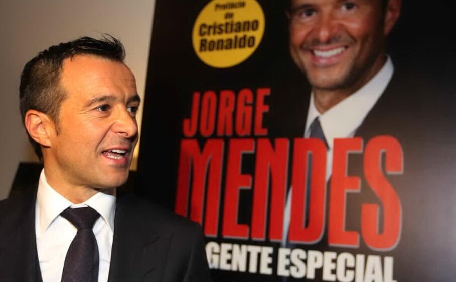 Biografia Jorge Mendes