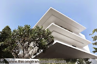 Thiết kế villa theo cảm hứng resort