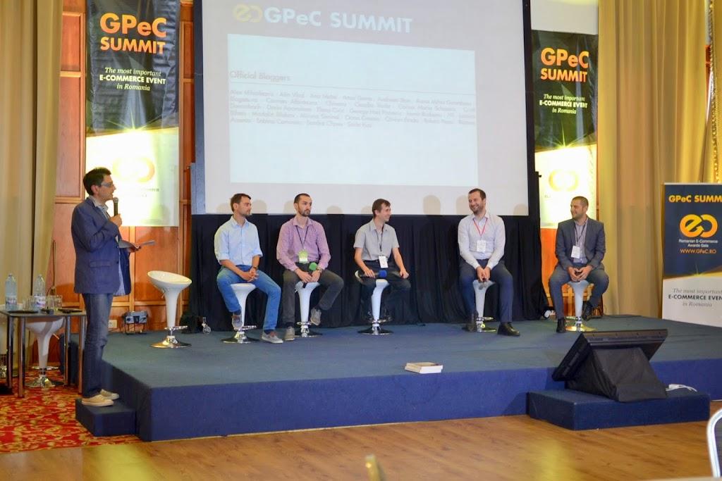 GPeC Summit 2014, Ziua 1 400