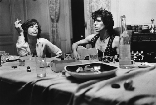 Mick and Keith 1972