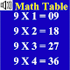 Download Math Table Easy Learn Audio For PC Windows and Mac