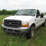 2001 Ford F350 - 120 Gallon Trekker/IOS & Transfer Pump