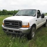 2001 Ford F350 - 120 Gallon Trekker/IOS & Transfer Pump