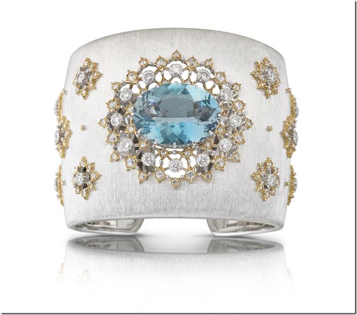 Buccellati Oasi cuff bracelet v1